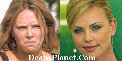Ungeschminkte Stars - ... Renee Zellweger